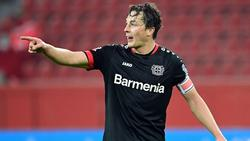 Julian Baumgartlinger verlängert seinen Vertrag bei Bayer Leverkusen
