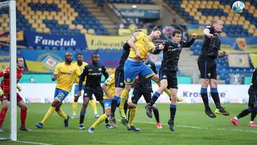 Braunschweig holte einen Punkt gegen Paderborn
