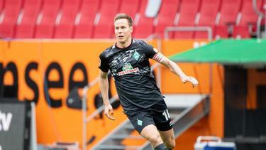 Wechselt nach seinem Abschied von Werder Bremen nach Schweden: Niklas Moisander