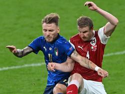 Die Italiener wollen nach Österreich auch Belgien bezwingen