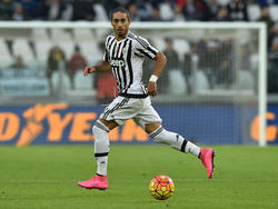Cáceres, de 28 años, finaliza contrato en junio con la Juve. (Foto: Getty)