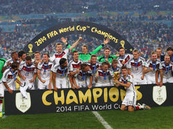 Weltmeister 2014!