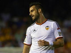 Álvaro Negredo könnte weiterhin bei Valencia bleiben