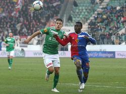 Klare Rollenverteilung beim Duell St. Gallen gegen Basel - aber der Cup hat bekanntlich eigene Gesetze