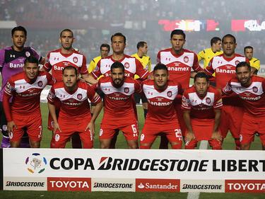 Toluca está en la siguiente fase de la Copa de su país. (Foto: Getty)