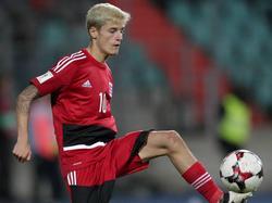 Offenbar ist ganz Europa auf der Jagd nach Vincent Thill aus Luxemburg - auch der FC Bayern?