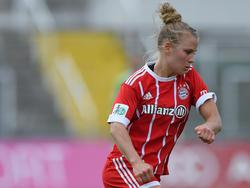 Leonie Maier bleibt dem FC Bayern treu