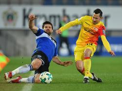 Steven Skrzybski wechselt von Union Berlin zum FC Schalke 04