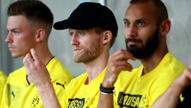 André Schürrle blickt kritisch auf Zeit beim BVB zurück
