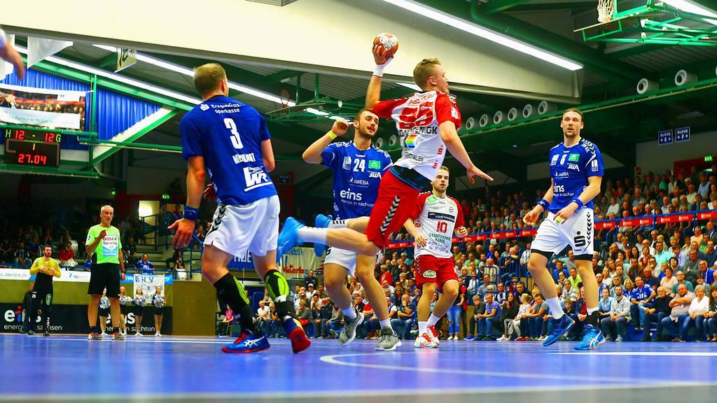 2 Handball Bundesliga Die Ergebnisse Und Die Tabelle Zum 10 Spieltag