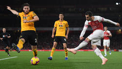 ad9f596cf6a Live commentary  Arsenal FC - Wolverhampton Wanderers 1 1 (Premier ...