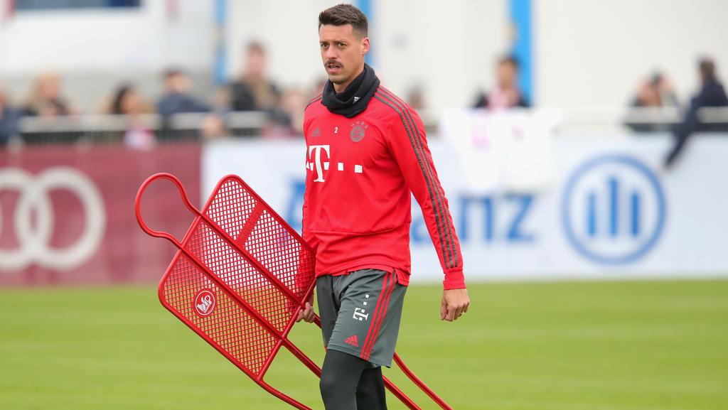 Sandro Wagner denkt offenbar nicht an einen Wechsel zu Schalke 04