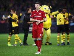 Freude in Dortmund, Frust bei den Bayern