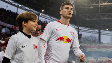 Hat von RB ein Vertragsangebot vorliegen:Timo Werner