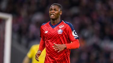 Linksverteidiger Fodé Touré hat das Interesse mehrerer Klubs geweckt