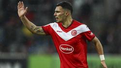 Kaan Ayhan ist Stammspieler bei Fortuna Düsseldorf