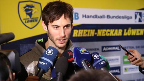 Uwe Gensheimer läuft ab der kommenden Saison für die Rhein-Neckar Löwen auf