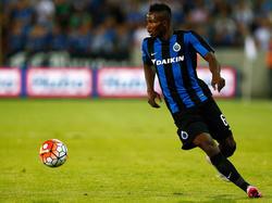 Drei Partien in der Champions League und acht in der Europa League hat Bolingoli-Mbombo schon in den Beinen