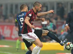Icardi gegen Bonucci