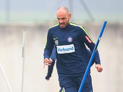 Heiko Westermann Training