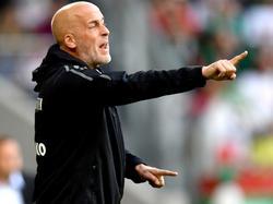 Neuer FCK-Trainer: Michael Frontzeck