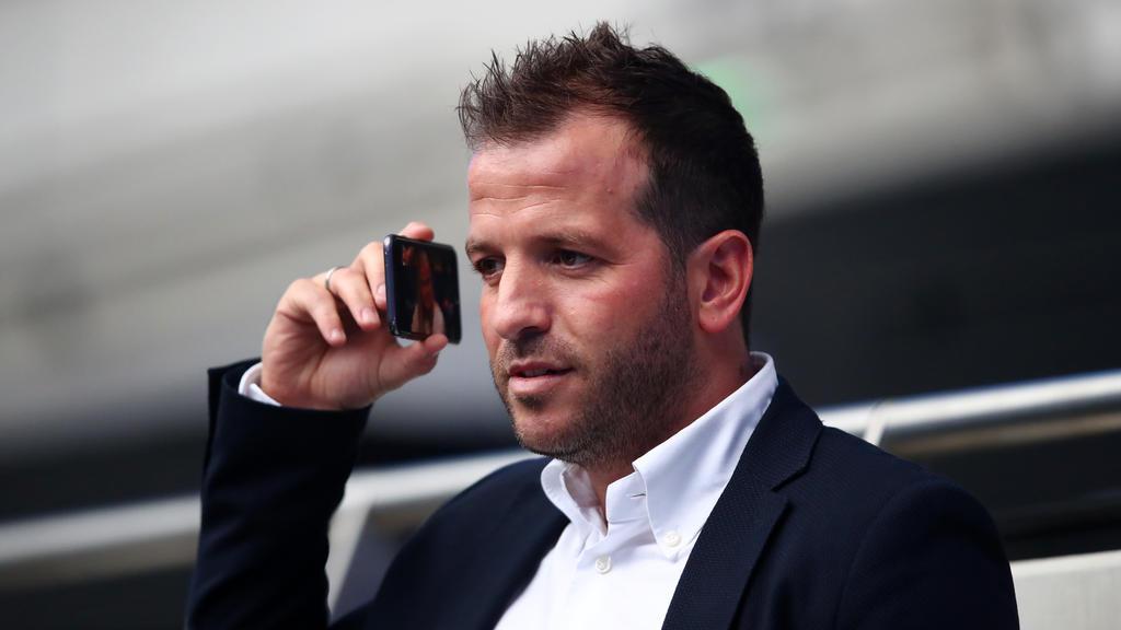 Rafael van der Vaart verabschiedet sich im Oktober von den HSV-Fans