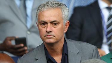 José Mourinho ist seit Dezember ohne Klub
