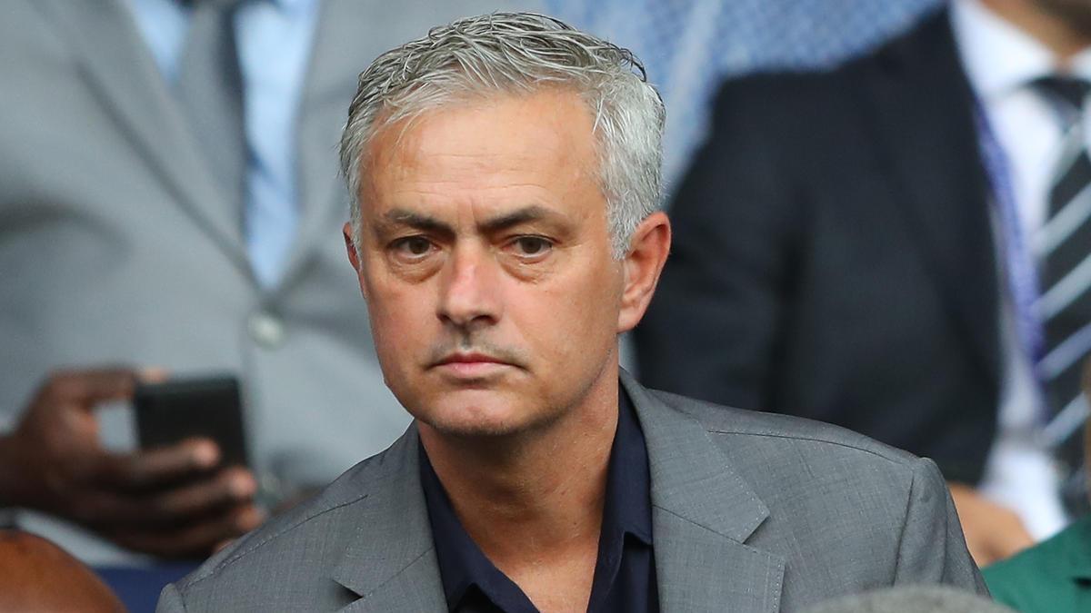 José Mourinho wird nicht in der Bundesliga zu sehen sein