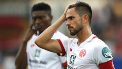 Danny Latza nimmt sich und seine Teamkollegen beim 1. FSV Mainz in die Pflicht