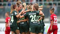 Die VfL-Damen stehen im Champions-League-Achtelfinale