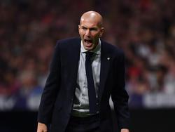 Zidane no ve claro el inicio de temporada de su equipo.
