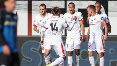 FSV Mainz 05 schlägt den SC Paderborn im Kellerduell