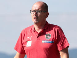 Hartes Los für Martin Scherbs U19-Auswahl