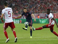 Kann Lewandowski sein Team auf die Siegerstraße bringen?