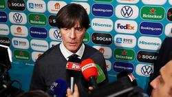 Bundestrainer Joachim Löw hat über das Länderspieljahr gesprochen