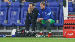 Ralf Fährmann (r.) ist nur noch Ersatzkeeper auf Schalke