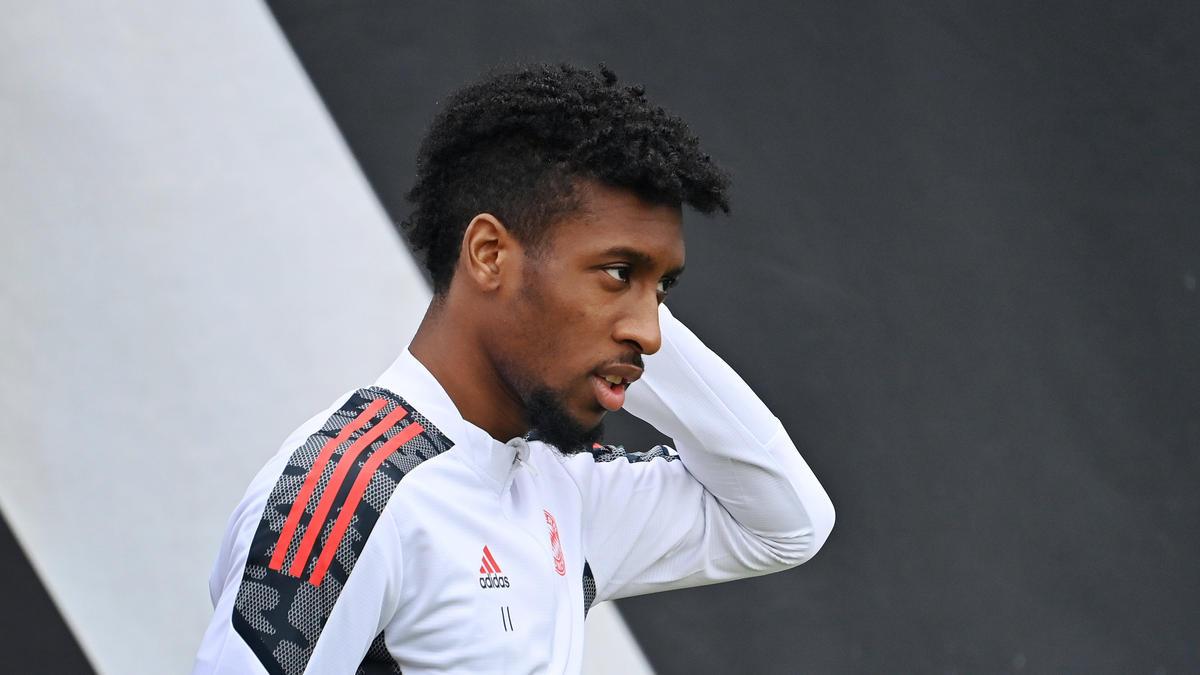 Kingsley Coman fehlt dem FC Bayern in der Champions League