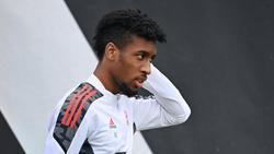 Kingsley Coman steht bis 2023 noch beim FC Bayern unter Vertrag