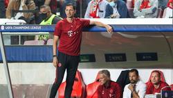 Der frühere Bundesliga-Trainer Klaus Toppmöller ist von der Ruhe seines Sohnes (im Bild) beeindruckt