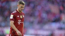 Hat eine Impf-Debatte ausgelöst: Joshua Kimmich vom FC Bayern