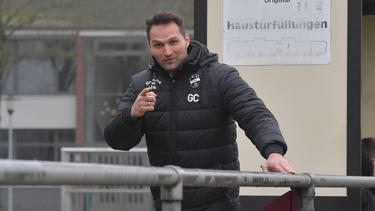 Gelingt Guerino Capretti mit dem SC Verl im DFB-Pokal der nächste Coup?