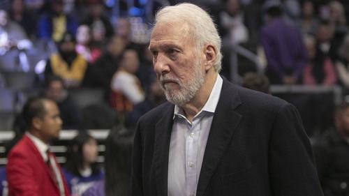 NBA-Coach Gregg Popovich geht US-Präsident Trump scharf an