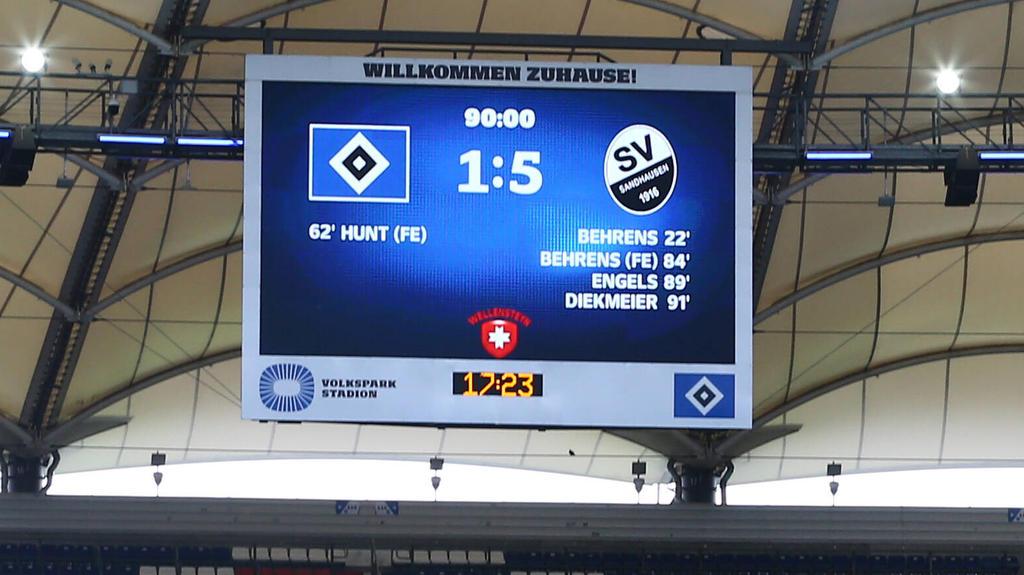 2. Bundesliga » News » Hamburg miss play-offs