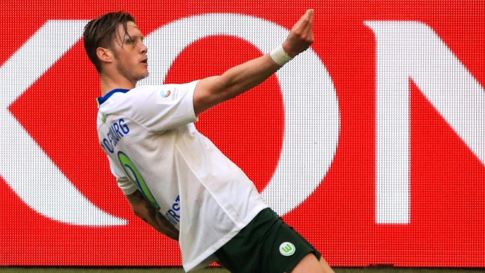Wout Weghorst schießt den VfL Wolfsburg nach Europa