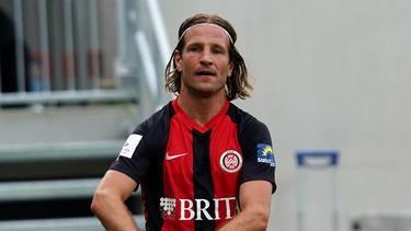 Stefan Aigner dem SV Wehen Wiesbaden erhalten