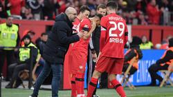 """Leverkusens Trainer Peter Bosz ist sich sicher: """"Kai ist konzentriert"""""""