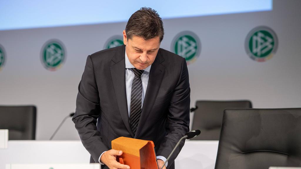 Christian Seifert hört 2022 als DFL-Chef au