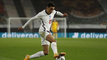 Jamal Musiala überzeugt beim FC Bayern und in der englischen U21-Nationalmannschaft