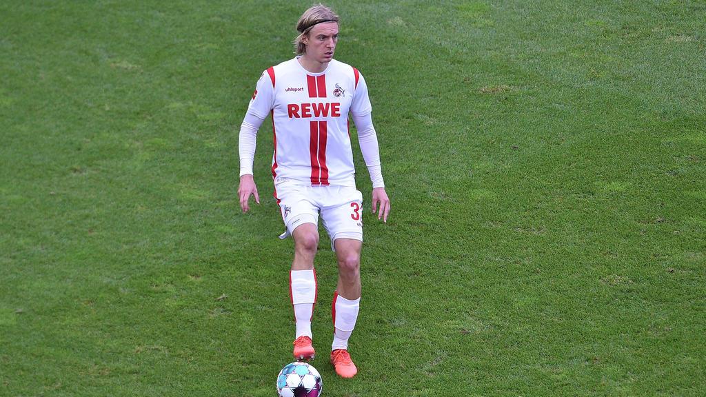 Stammkraft beim 1. FC Köln: Sebastiaan Bornauw