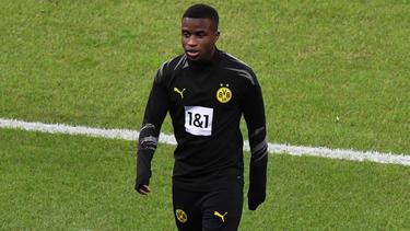Youssoufa Moukoko feierte beim BVB ein Rekord-Debüt